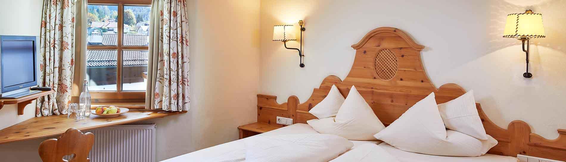 Hotel Tirolerhof Ehrwald village Zugspitzarena Tyrol Austria