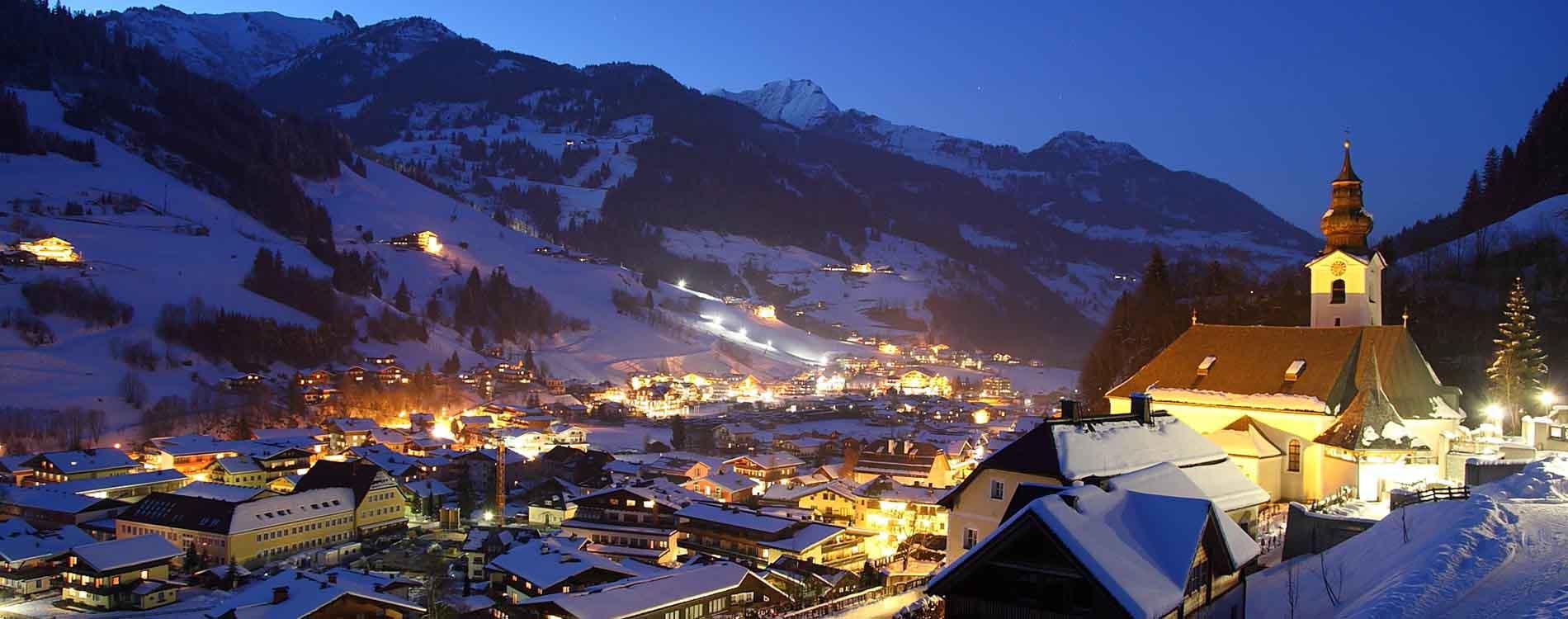 New Year at Small Luxury Hotel Grossarler Hof Grossarl Salzburg - Niche Destinations