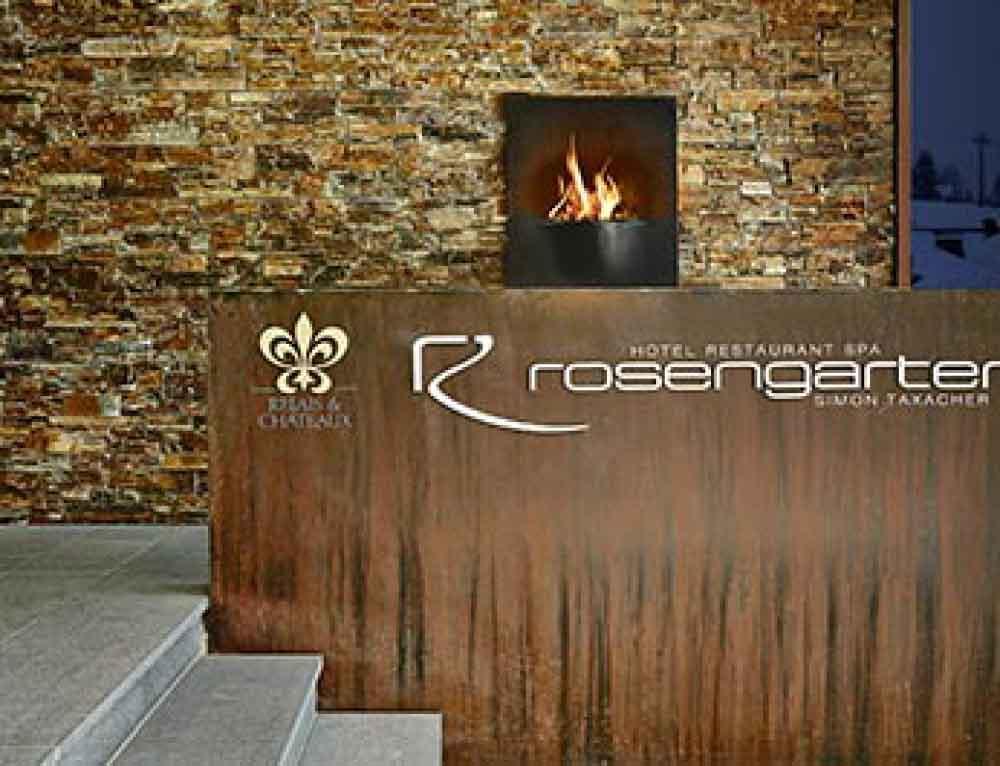 Relais & Châteaux @ Rosengarten