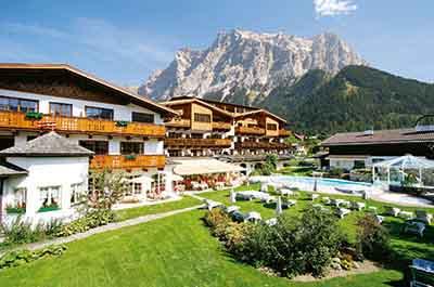 Tirolerhof Ehrwald Tyrol Austria