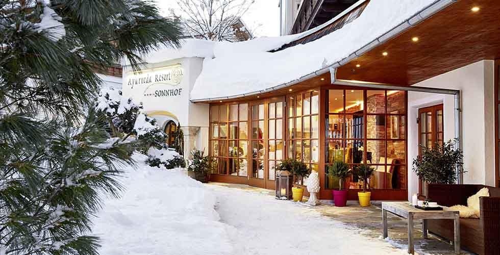 Panchakarma - Detox at the Ayurveda Resort Sonnhof Tyrol Austria