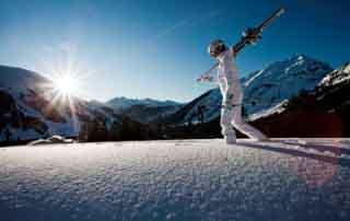 niche destinations 4-star Tirolerhof Ehrwald Tyrol Austria Tyorlean Zugspitz Arena sun and ski