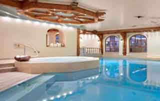 niche destinations 4-star Tirolerhof Ehrwald Tyrol Austria Tyorlean Zugspitz Arena wellness break