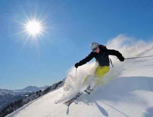 Ski in the sun & Easter