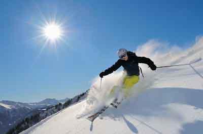 niche destinations Hotel Tirol Fiss Ladis-Fiss-Serfaus Tirol Austria ski in the sun