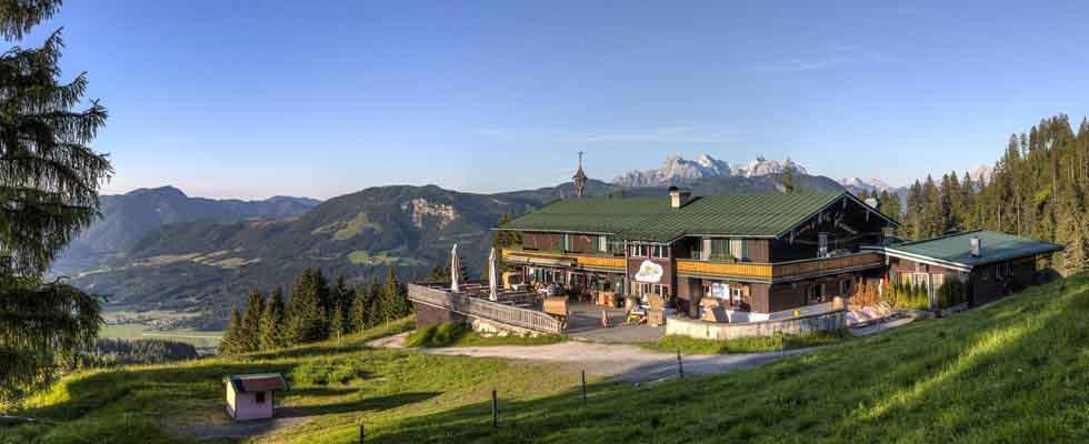 niche destinations ITB Berlin 2018 Angerer Alm Tyrol Austria