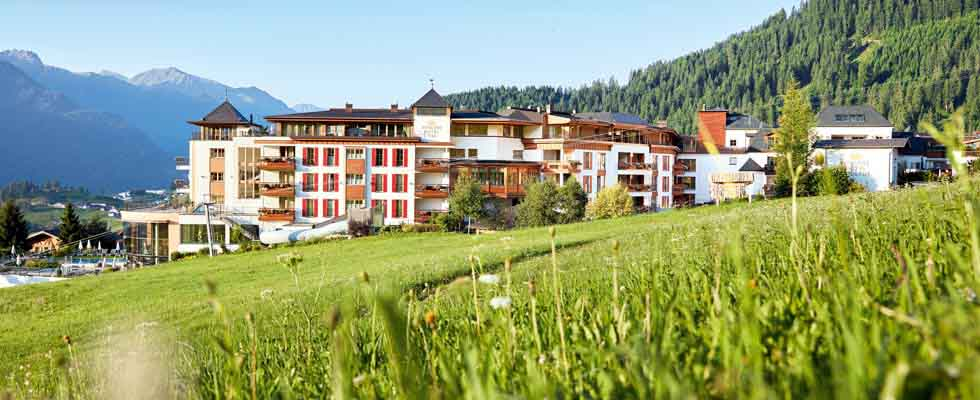 niche destinations ITB Berlin 2018 Schlosshotel Fiss, Fiss, Tyrol, Austria