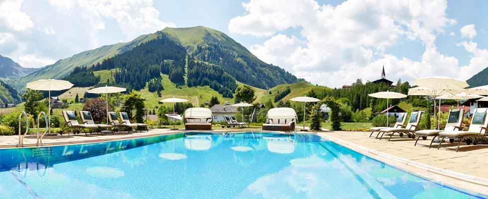 Singer Sporthotel & SPA niche destinations ITB Berlin 2018, Berwang, Tyrol, Austria
