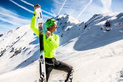 niche destinations Pirchner Hof Reith Tyrol Hildegard von Bingen Easter skiing holiday