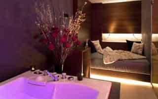 niche destinations Relais Chateuax Rosengarten Hotel Spa 5 Star Kirchberg Tyrol Austria short wellbeing break