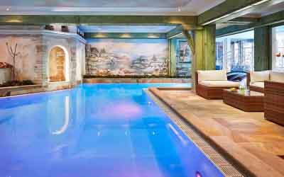 niche destinations Relais Chateuax SPA-Hotel Jagdhof 5 Stars Luxury Stubai Valley Neustift Tyrol Austria Family Skiing Holiday