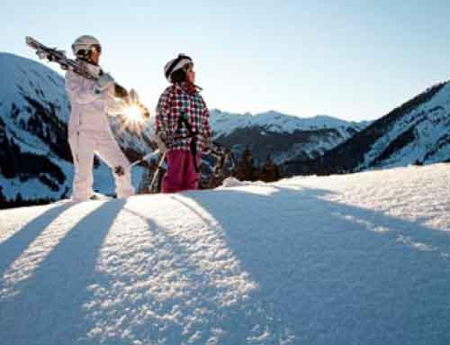 Sun, ski & Easter weeks