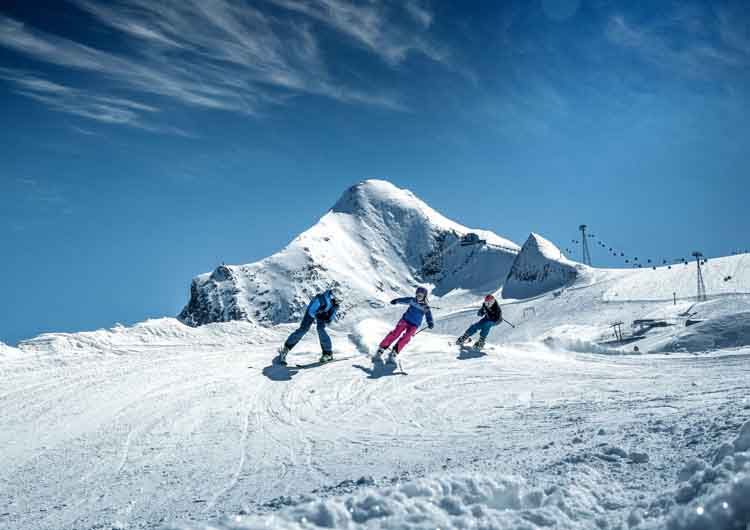 niche destinations Experiences Ski Holidays Austria SalzburgerLand Zell-am-See-Kaprun Kitzsteinhorn Glacier