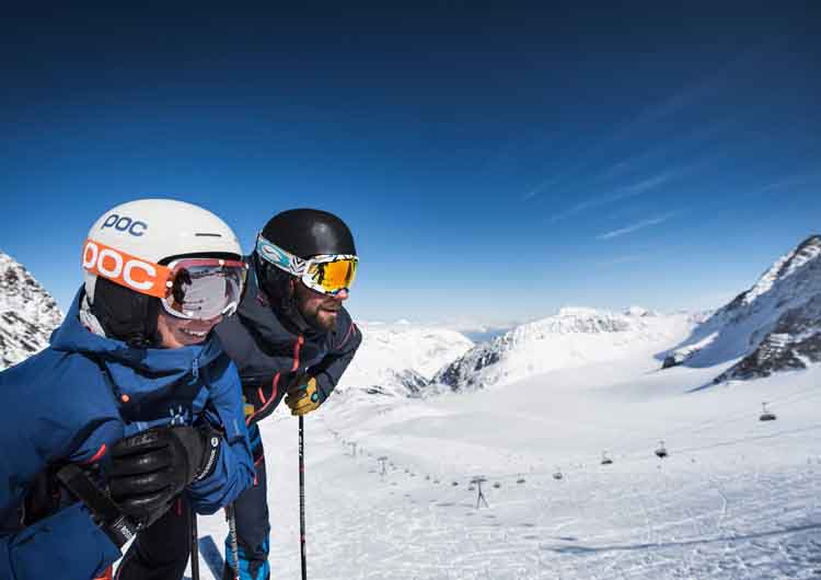 niche destinations Experiences Ski Holidays Austria Stubai Valley Tyrol Stubai Glacier
