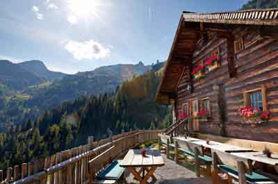 niche destinations grossarler hof 4 star superior grossarl valley salzburgerLand small luxury hotels bike days Hotel & Lodge