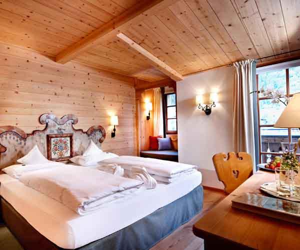 niche destinations grossarler hof grossarl salzburgerLand small luxury hotels spa break