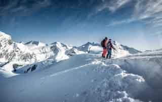 niche destinations sporthotel alpenblick zell am see kaprun kitzsteinhorn glacier skiing