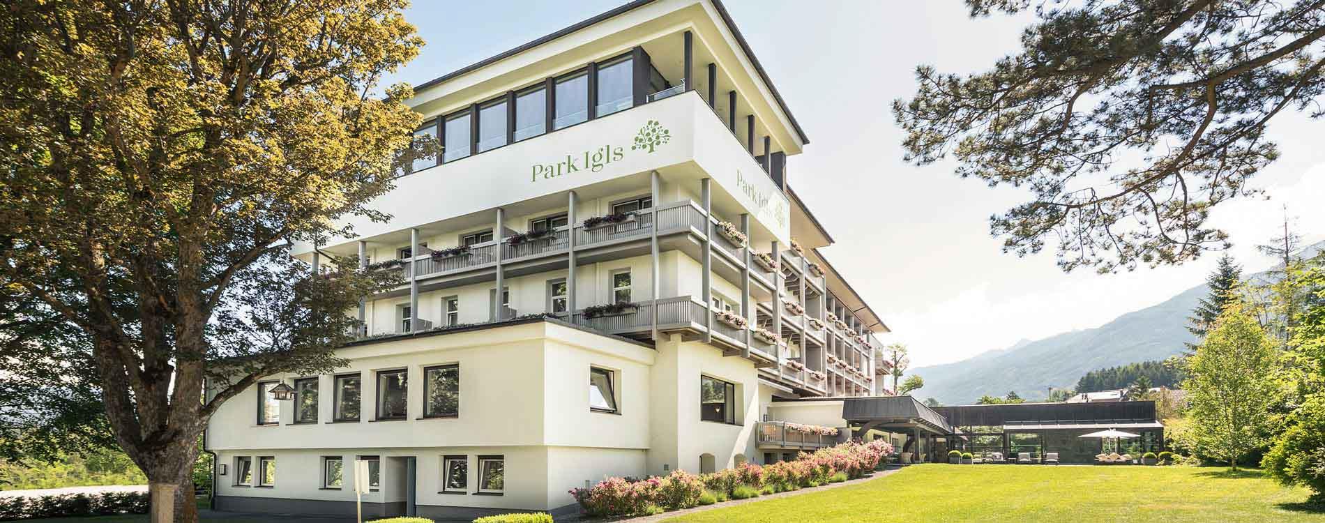 A fresh approach to mind and body awareness Park Igls Austria