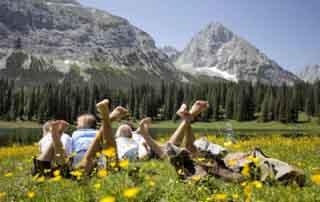 niche destinations Singer Sporthotel SPA 4-Star-Superior Berwang Austria Tyrolean Summer Family Package