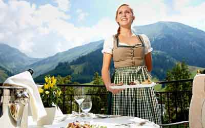 niche destinations Singer Sporthotel SPA 4-Star-Superior Berwang Austria Tyrolean Zugspitz Arena Tyrolean early summer holiday