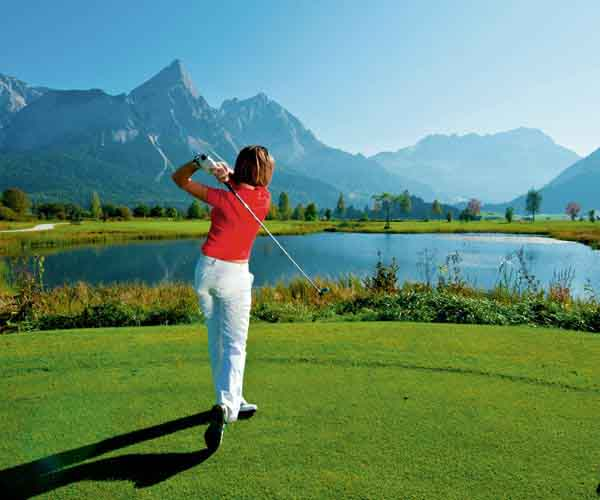 niche destinations Singer Sporthotel SPA 4-Star-Superior Berwang Austria Tyrolean Zugspitz Arena SPA and Golf