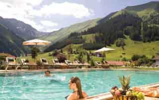 niche destinations Singer Sporthotel SPA 4-Star-Superior Berwang Austria Tyrolean Zugspitz Arena Short but sweet