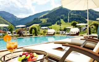 niche destinations Singer Sporthotel SPA 4-Star-Superior Berwang Austria Tyrolean Zugspitz Arena Singer's Taster Days