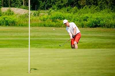 Perfect your game Golf holidays Hotel Restaurant Rosengarten Austria Kirchberg Tyrol