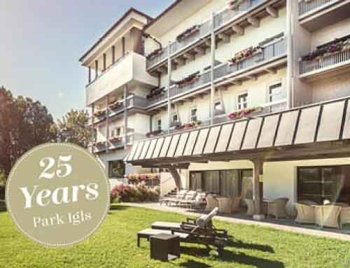 25 years of Park Igls Mayr Clinic