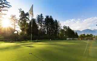 Golf @Mayr Clinic Park Igls Tyrol Austria TheMedGolf Golf