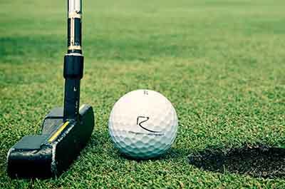 Golf warm up Golf refresher hotel Rosengarten Tyrol Austria
