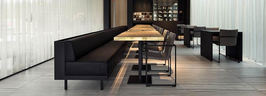 Spa Retreat La Foret Spa Lounge