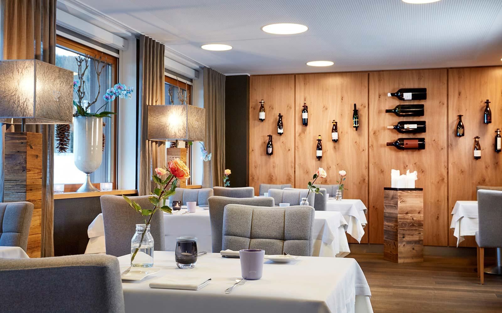 Bistro Restaurant Rosengarten Kirchberg Kitzbuehel