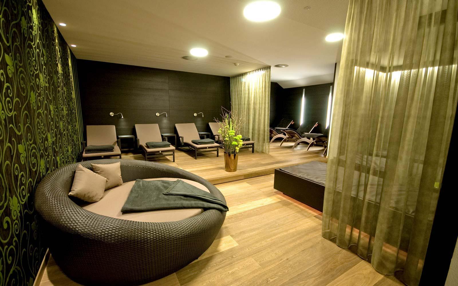 5 star spa hotel Rosengarten Kirchberg Tyrol private spa suite