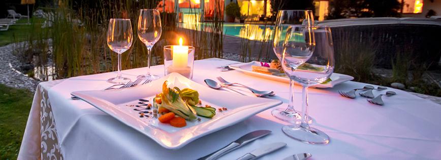 4 star Hotel Pirchner Hof Tyrol foodies