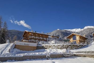 4 star superior hotel Plunhof Ridnaun South Tyrol Italy