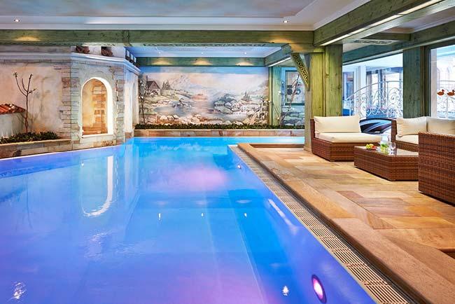 5 star SPA Hotel Jagdhof Stubai Tyrol