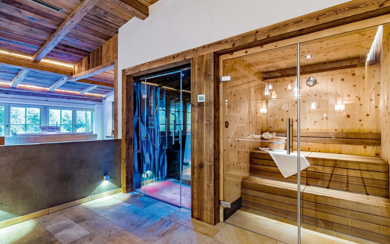 5 star SPA Hotel Jagdhof Tyrol Austria