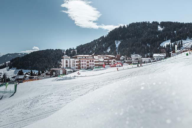 5 star Schlosshotel Fiss Serfaus Ladis Tyrol Austria wellness hotel spa