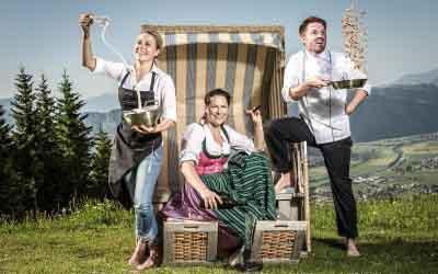 Angerer Alm St. Johann Tyrol Austria