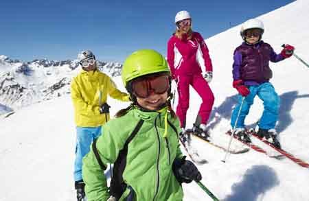 Hotel Arlberghöhe St. Christoph Arlberg Tyrol Winter Sport Austria