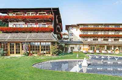 Ayurveda Resort Sonnhof Summer Holidays Tyrol