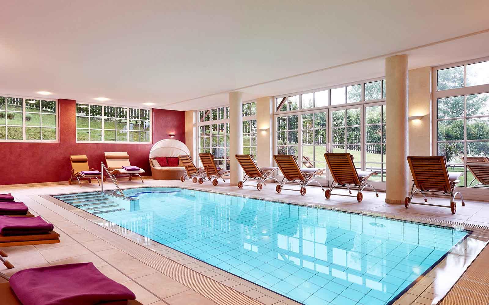 Ayurveda Resort Sonnhof Hinterthiersee Tyrol Austria