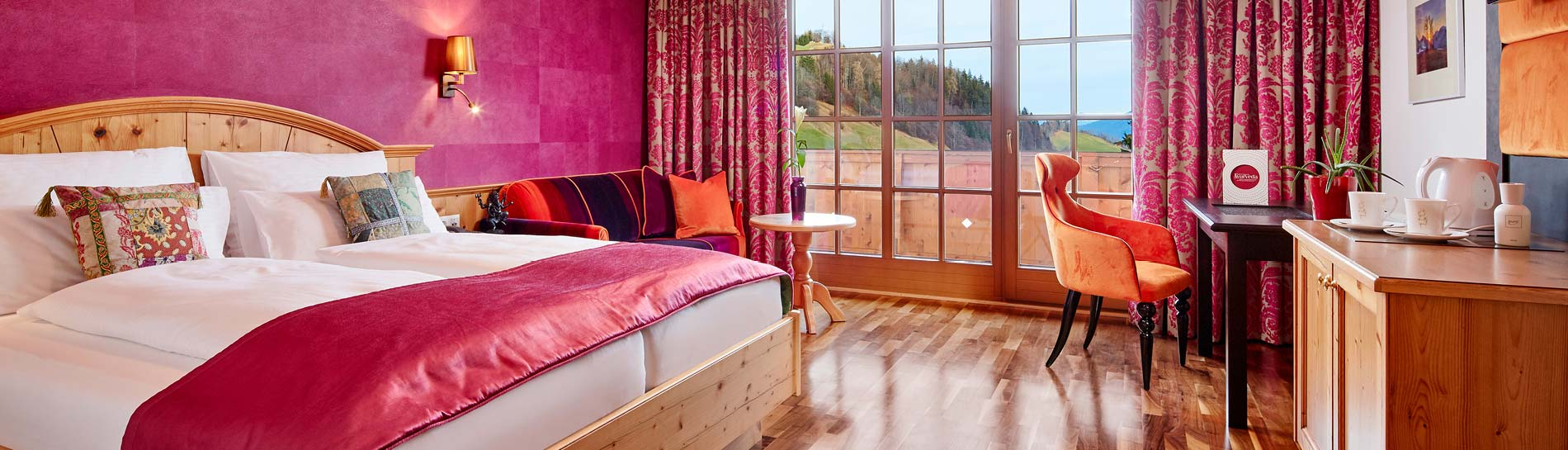 European Ayurveda Resort Sonnhof Tyrol Austria