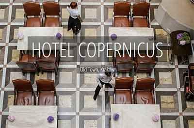 Hotel Copernicus Old_Town Kraków Poland