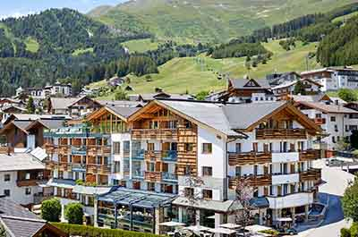Hotel Tirol Fiss Tyrol Austria