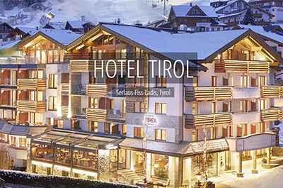 Hotel Tirol Fiss Austria Lifestyle Niche Destinations
