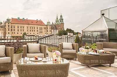 Hotel Copernicus Old Town Kraków Poland