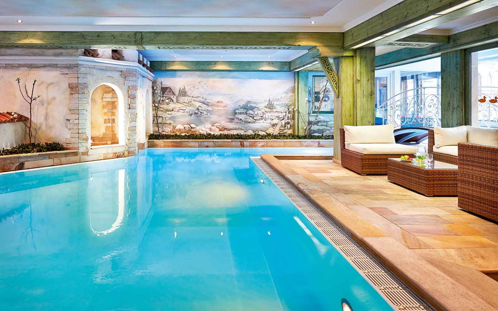 Jagdhof Spa Hotel