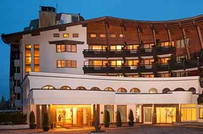 Krumers Alpin Resort & SPA Seefeld Tyrol Austria